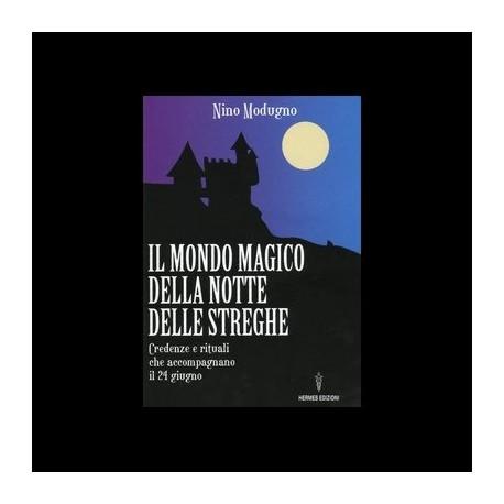 IL MONDO MAGICO DELLA NOTTE DELLE STREGHE - Nino Modugno