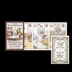 M.lle Lenormand Cartomancy