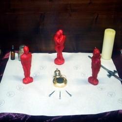 Rituale Magico della Dea Bendata