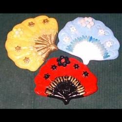 Ventaglio ceramica