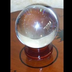 Sfera in cristallo 200mm