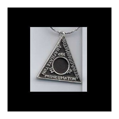 ciondolo triangolo di Salomone