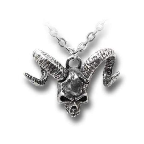 Ciondolo skull of azrael