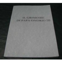 Il Grimoire di Papa Onorio III