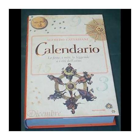Calendario Esoterico.Calendario