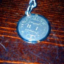 Talismano SATOR in argento