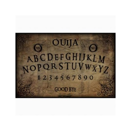 Tavola Ouija night