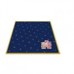 Tarot cloth zodiacale