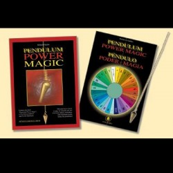 Pendolo potere e magia. -Cofanetto-