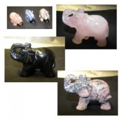 Elefanti in pietra