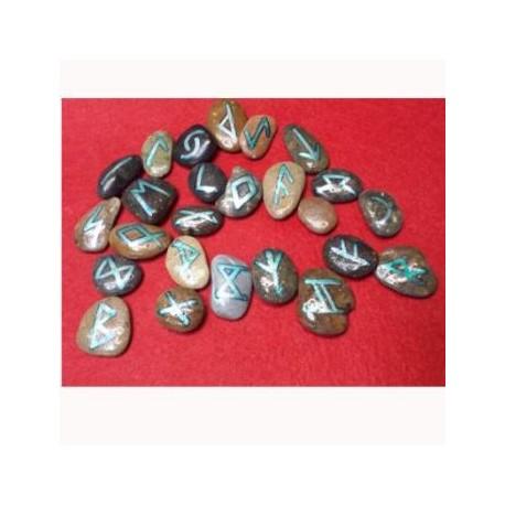 Rune in granito