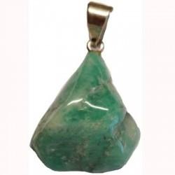 Ciondolo in pietra emerald