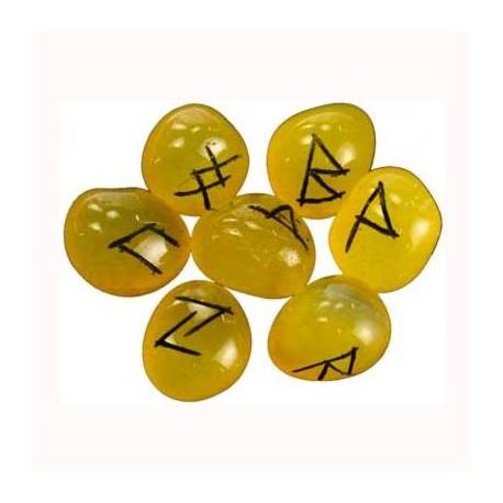 Rune in pietra di sangue