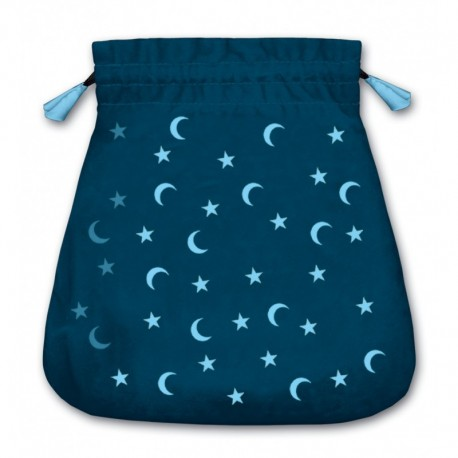 Tarot Bag luna e stelle