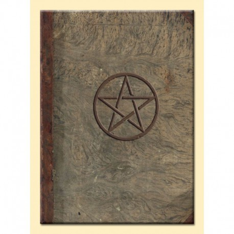 Libro magico per appunti Pentacolo