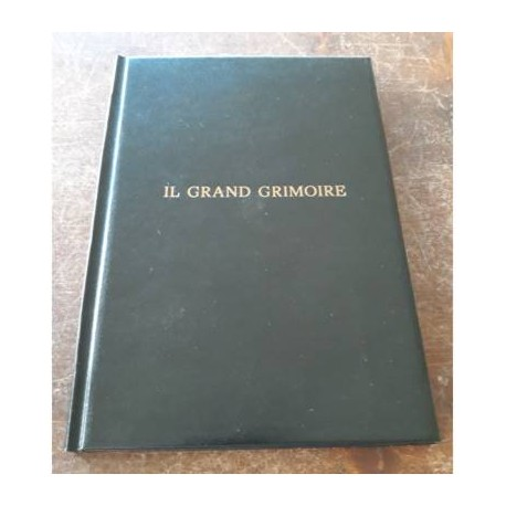 IL GRAND GRIMOIRE