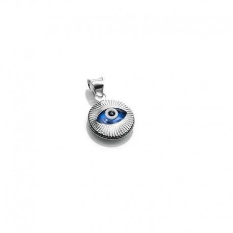Amuleto occhio turco in argento
