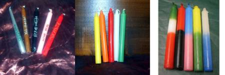 candele colorate.jpg (12189 byte)
